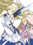 Sword Oratoria BD 1 Cover