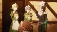 Bell, Syr, and Ryuu 3