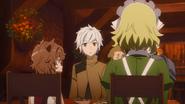 Bell, Ryuu, and Lili