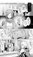 Bell and Naaza DanMachi Manga