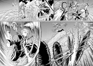 Finn and Demispirit Sword Oratoria Manga
