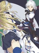 Sword Oratoria BD 5 Cover