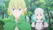 Bell and Ryuu 2