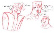 SC Dash Baxter Practice Sketches