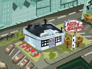Nasty Burger 1