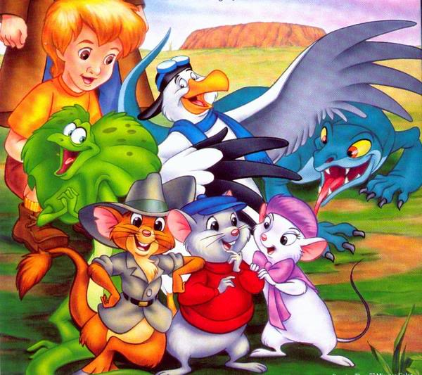 Jake The Rescuers Down Under Danny S Adventures Wiki