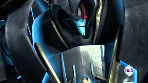 Transformers Prime Beast Hunters Chain of Command