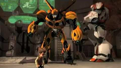Transformers Prime - Bumblebee's Theme Song
