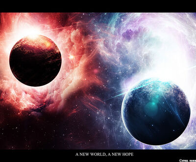 A New World, A New Hope