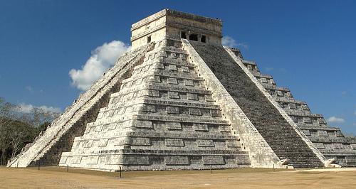 File:My favorite shot of El Castillo, the Pyramid of Kukulcan, at Chichen Itza.jpg