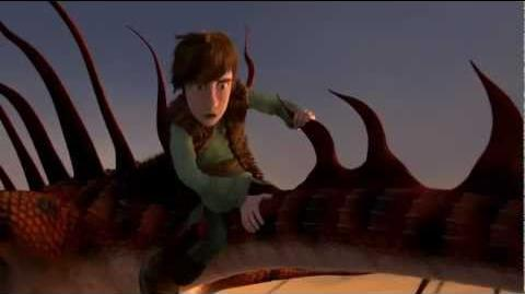 How to train your dragon - Gift of the Night Fury