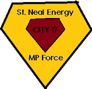 St. Neal Energy Insignia