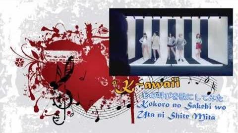 【ºK~awaii】 Kokoro no Sakebi wo Uta ni Shitemita (心の叫びを歌にしてみた) 《歌ってみた》