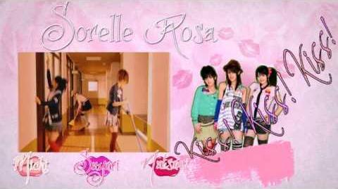 【Sorelle Rosa】 Kiss! Kiss! Kiss! 《歌ってみた》