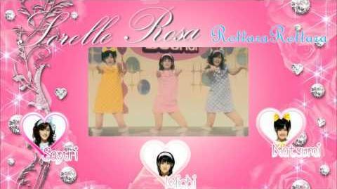 【Sorelle Rosa】 Rottara Rottara (ロッタラ ロッタラ)