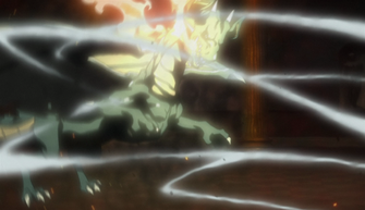 Dragon's defeat