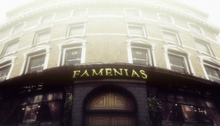 Famenias headquarters