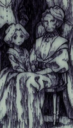 Estella's grandmother infobox