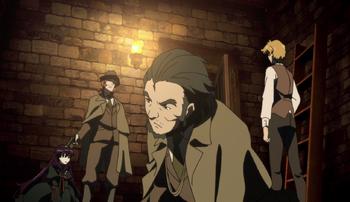 Gladstone Guild threat (1)