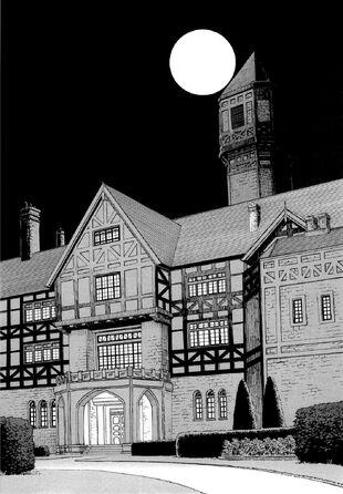 Conrad's mansion (manga)