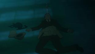 Richardson's death (anime)