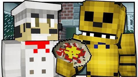 Minecraft THE PIZZERIA INSPECTOR Custom Mod Adventure