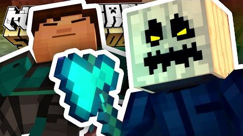 Minecraft Story Mode SOMEONE ELSE DIES?! Episode 6 2