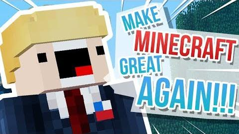 Make Minecraft Great Again
