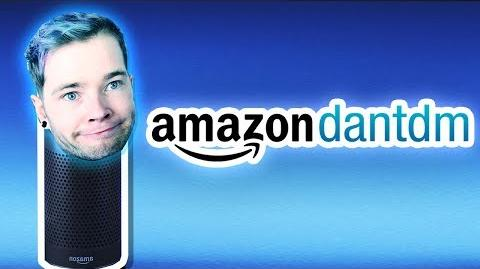 Amazon Echo DanTDM Edition