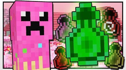 Minecraft THE ULTIMATE CANDY RECIPE!! Custom Mod Adventure