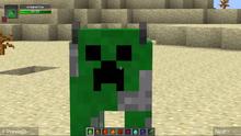 Creeper cow