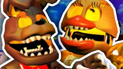 UPDATE TWO IS HERE!! FNAF World 12
