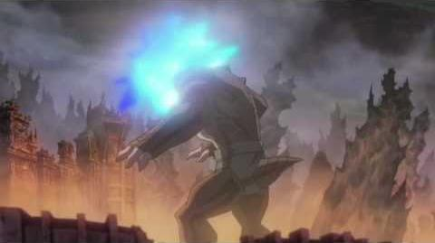 Dante's Inferno Animated - City Of Dispair