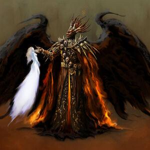 Lucifer Dante S Inferno Wiki Fandom