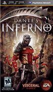 Dante's Inferno Caratula PSP