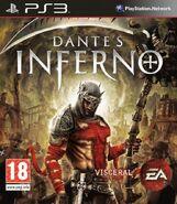 Dante's Inferno Caratula PS3