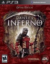 Dante's Inferno Divine Edition PS3