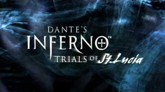 Dante's Inferno Trials of St