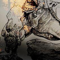 El gran gusano