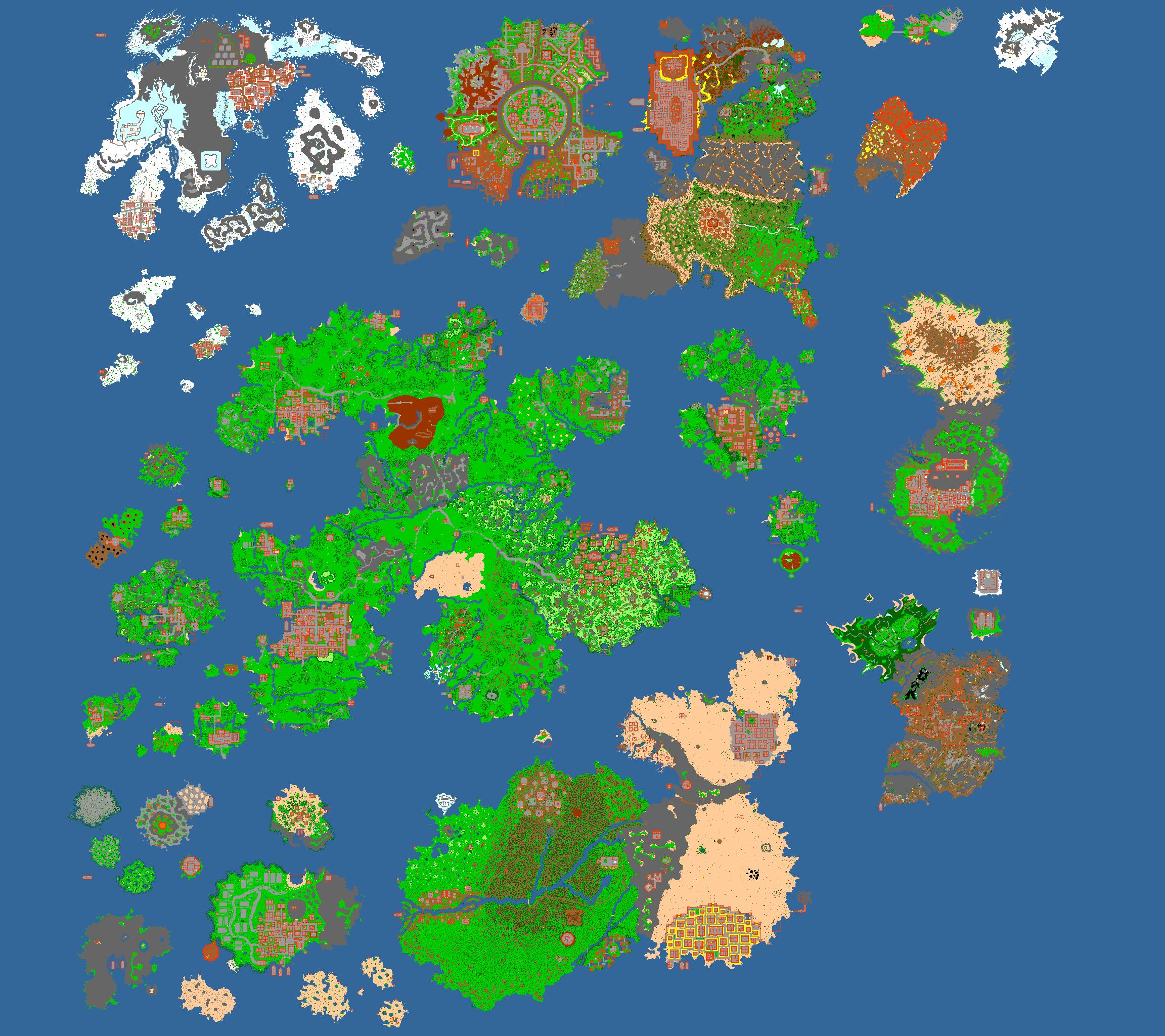 Minimap Floor 7