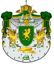 Ragreegh coat of arms X