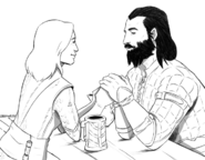 Eve and Blackwall sketch