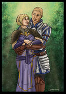 Solona and Alistair