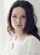 Face Claim - Rebecca Ferguson