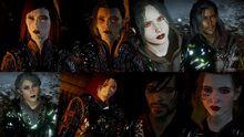 Heroes of Fereldan - Tapestry of Splintered Mirrors
