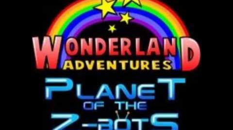 Wonderland Adventures (POTZ) - Soundtrack 18 - Planet Barren