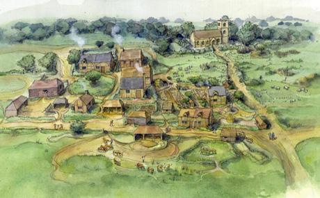 File:Kelmarsh-medieval-village.jpg
