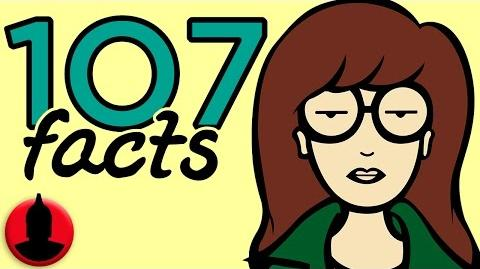 107 Daria Facts YOU Should Know - (ToonedUp 148) ChannelFrederator