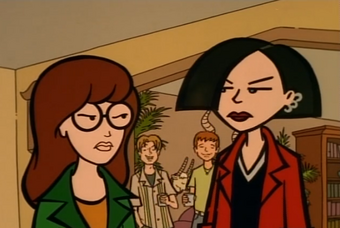 The Invitation Daria Wiki Fandom