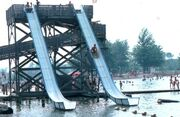 Hydro Force in Darien Lake